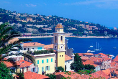 Sainte-Maxime - Saint-Tropez (med omnejd)