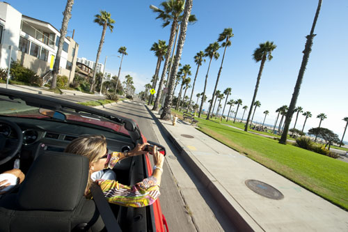 Southern California Sunshine