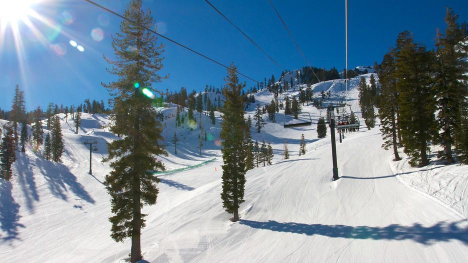 Alpine meadows ski resort punti di interesse a lake for Noleggio di cabine lake tahoe per coppie
