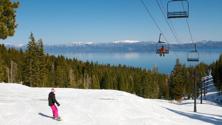 Homewood Mountain Resort In Lake Tahoe California Expedia