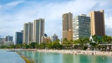 Waikiki Beach - Honolulu - Tourism Media