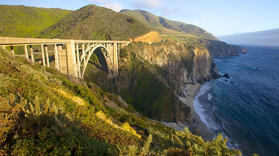state map of united states with Pfeiffer Big Sur State Park Big Sur D6089215 on City Map additionally Harpster  idaho also 051408 furthermore Average Monthly Electrical Bill By State 2013 besides Mgrs Data.