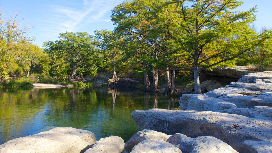 Mckinney falls state park in austin texas expedia for Lost texas fishing license