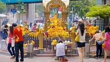 Erawan Shrine - Bangkok