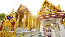 Temple of the Emerald Buddha - Bangkok