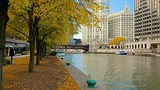Chicago Riverwalk - Tourism Media