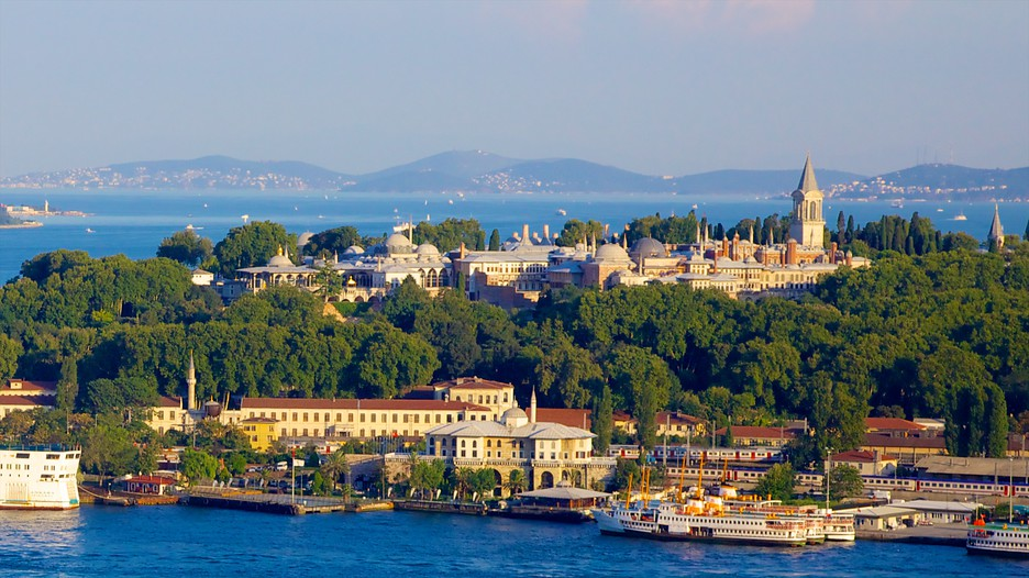 Topkapi Palace in Istanbul, | Expedia