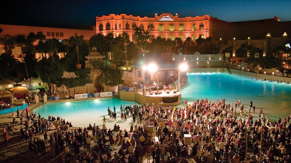 Mardi gras resort and casino