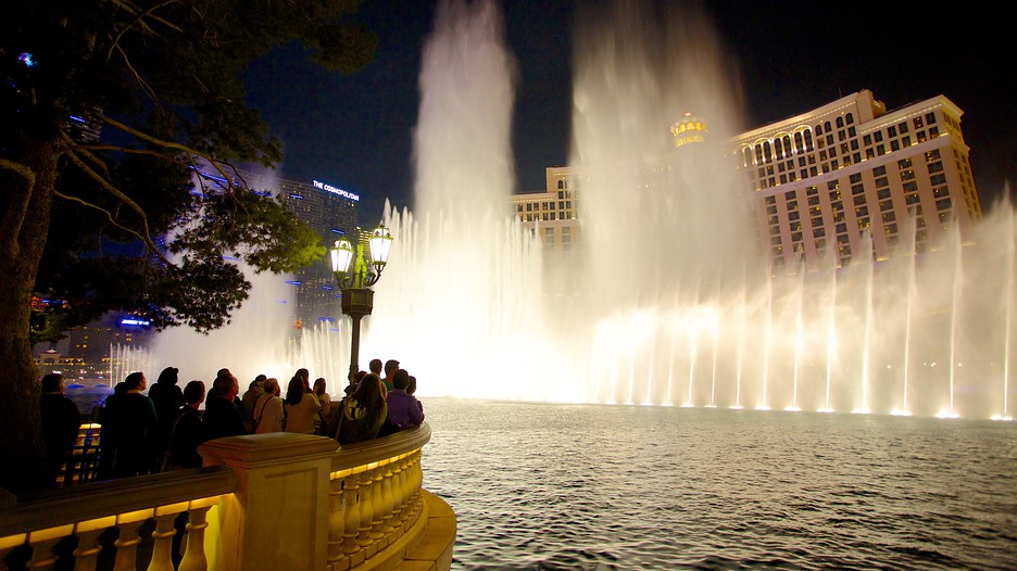 Las Vegas Vacation Packages Book Cheap Vacations Amp Trips