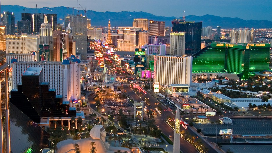 las vegas strip guide