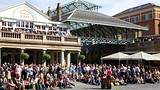 	Covent Garden - Tourism Media