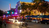 Ocean Drive, South Beach - Tourism Media