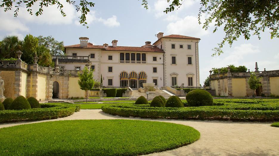 Vizcaya Museum And Gardens In Miami Florida Expedia