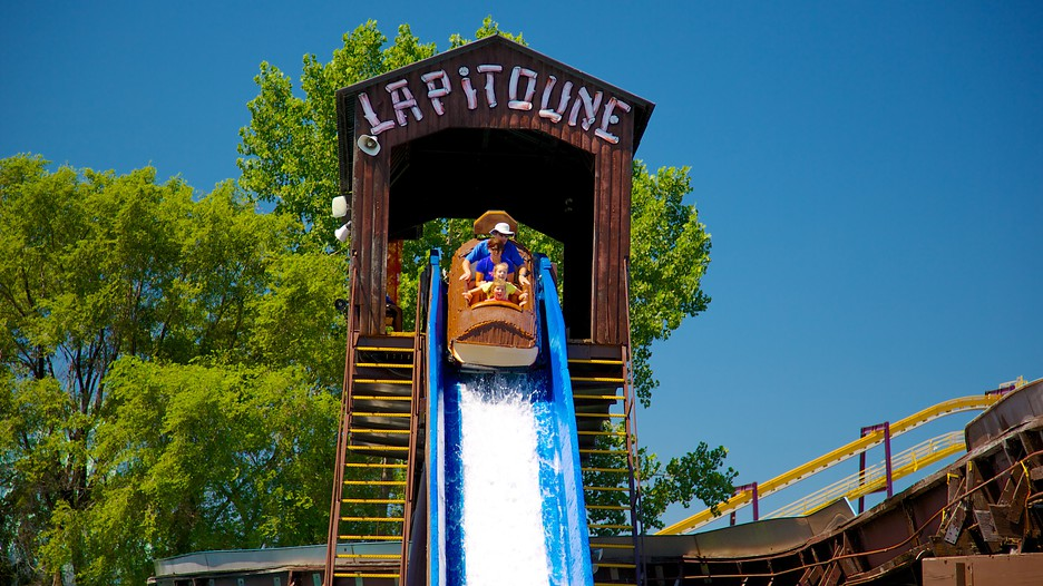La Ronde Six Flags In Montreal Quebec Expedia Ca