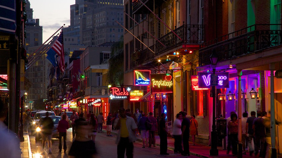 tourism orleans louisiana vacations