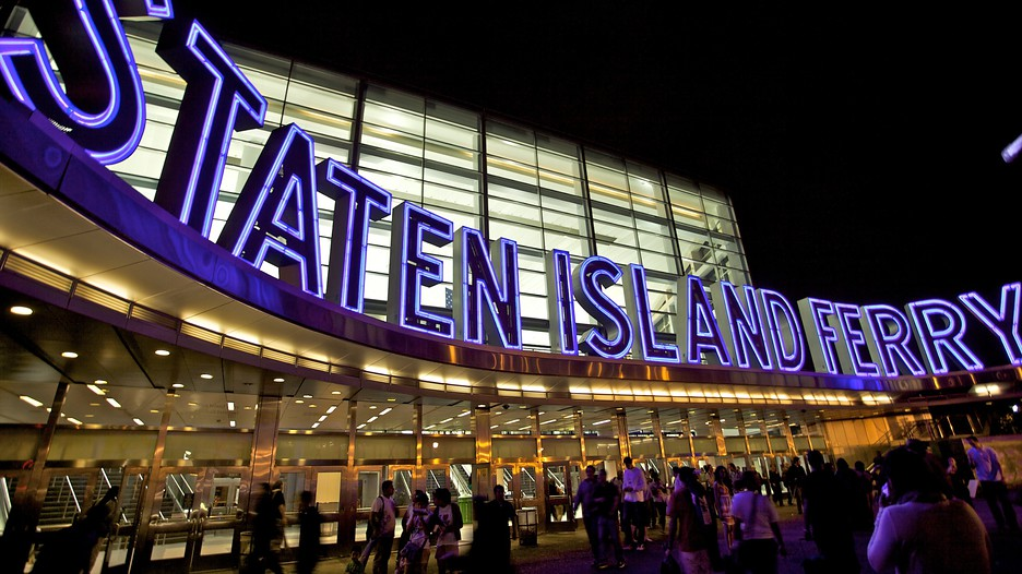 Staten Island Ferry Tourism Media