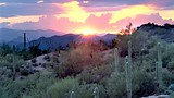 Desert Sunset - Greater Phoenix Convention and Visitors Bureau