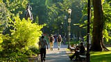 South Park Blocks - Portland - Tourism Media