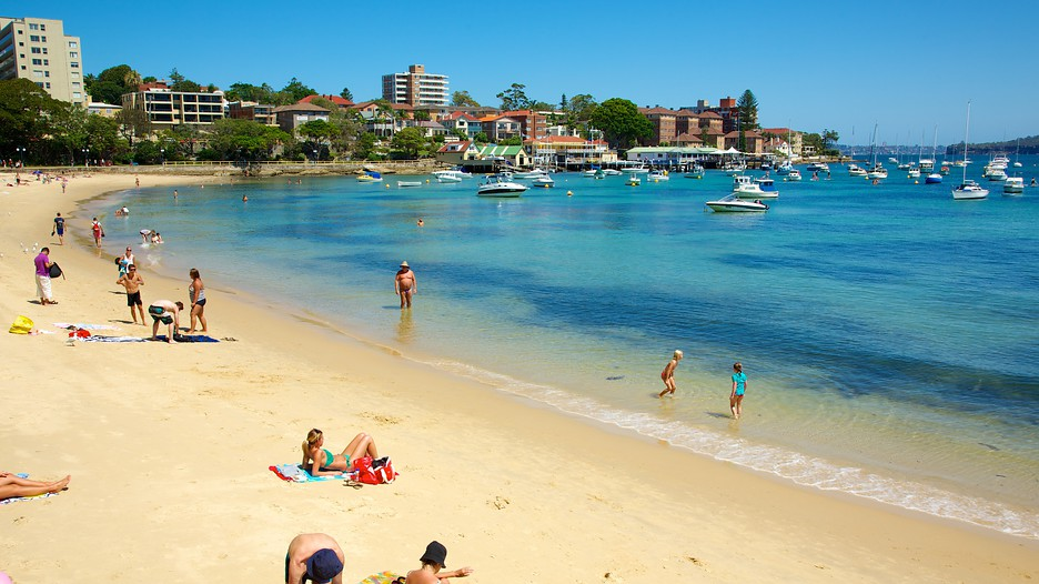 Manly beach sydney new south wales attraction expedia com au