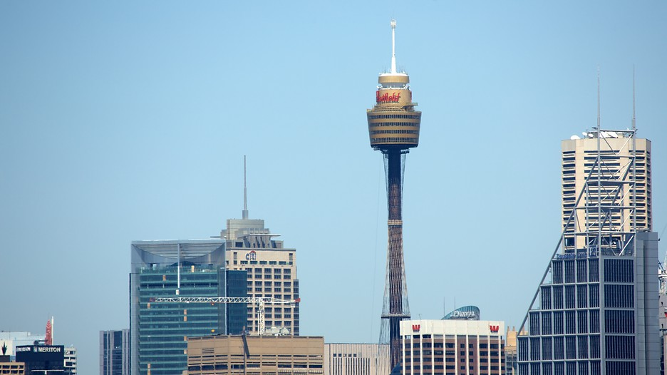 Sydney Tower - Sydney, New South Wales Attraction ...