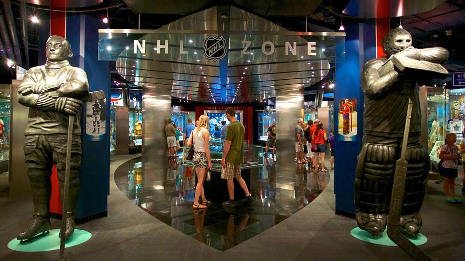 Hockey Hall of Fame in Toronto, Ontario | Expedia.ca