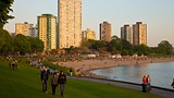 English Bay - Vancouver - Tourism Media