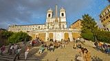 Spanish Steps - Rome - Tourism Media