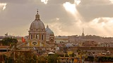 View from Spanish Steps - Tourism Media