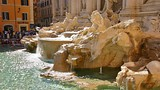 Trevi Fountain - Rome - Tourism Media