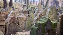 Old Jewish Cemetery - Prague