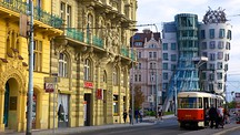 Prague Dancing House - Prague