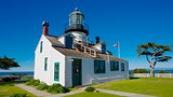 Point Pinos Lighthouse - Monterey - Tourism Media