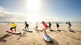 Surfers Paradise Beach - Gold Coast - Tourism Queensland