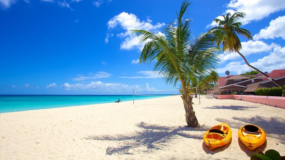 Dover Beach - Barbados...