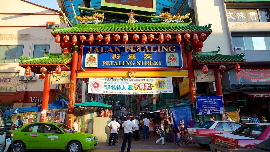 Petaling Street - Kuala Lumpur - Tourism Media: www.expedia.nl/Petaling-Street-Kuala-Lumpur.d6152222...