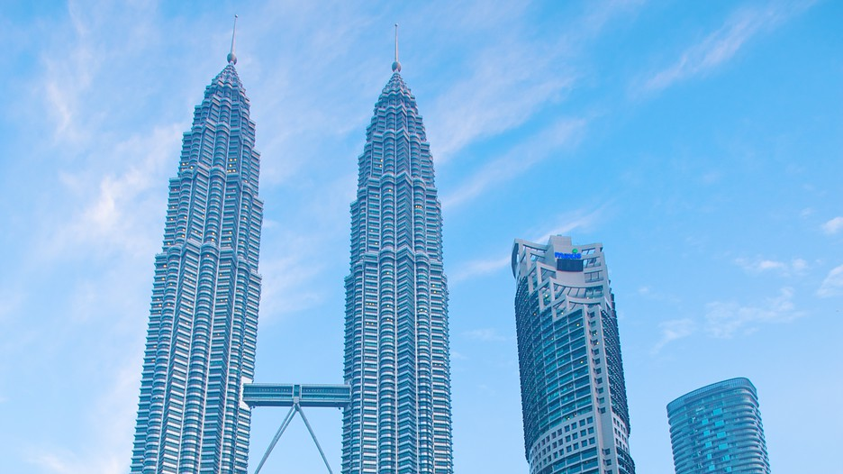 Petronas Twin Towers - Kuala Lumpur - Tourism Media: www.expedia.nl/Petronas-Twin-Towers-Kuala-Lumpur.d6058799...