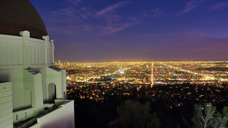 Griffith Observatory Los Angeles Los Angeles Tourism