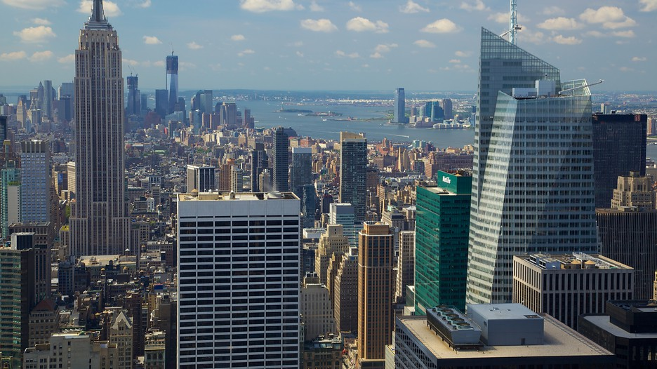 Rockefeller Center In New York New York Expedia