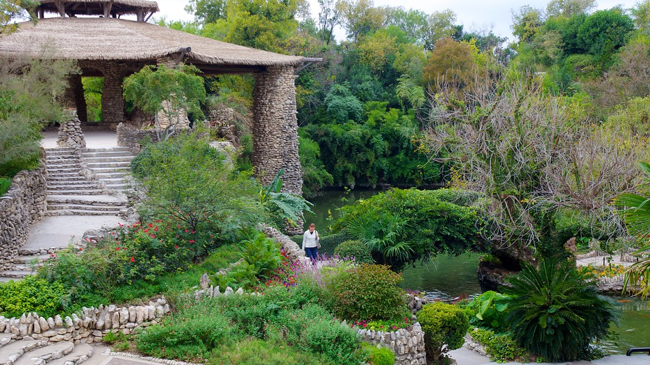 San antonio usa tourism media for Japanese tea garden hours