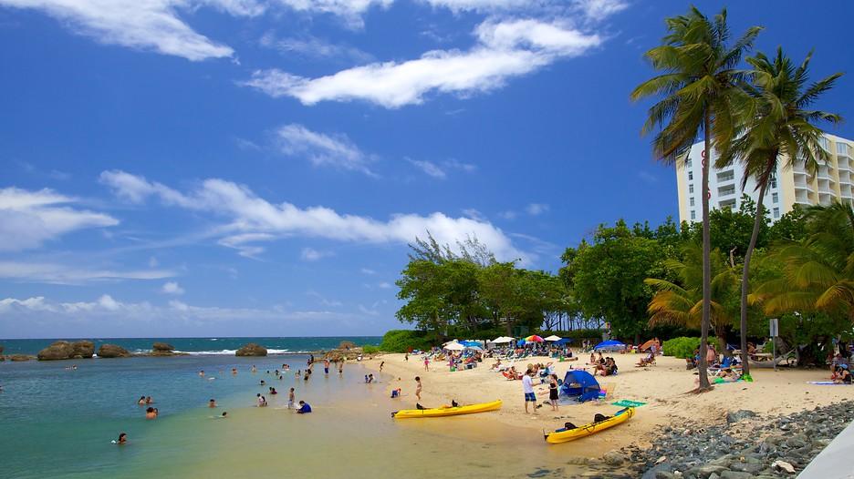 Images of puerto rico la playa del condado - Condado Beach In San Juan Expedia