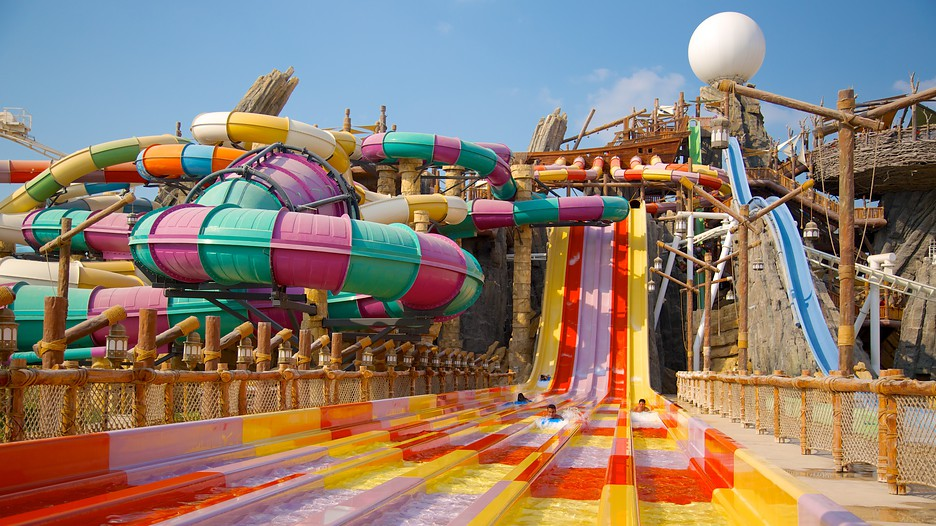 Yas Waterworld In Abu Dhabi Emirate Expedia