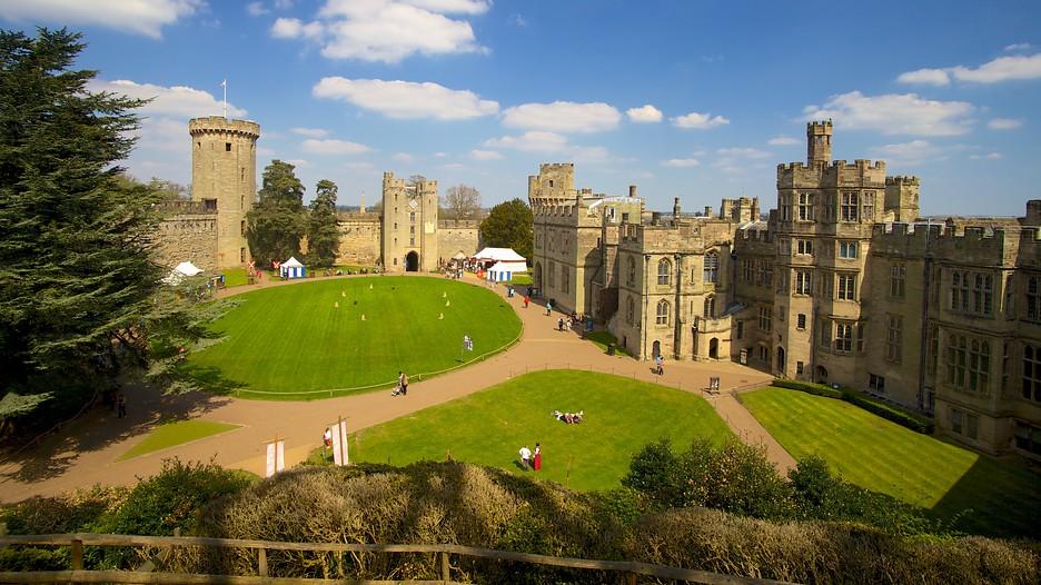 birmingham castle: