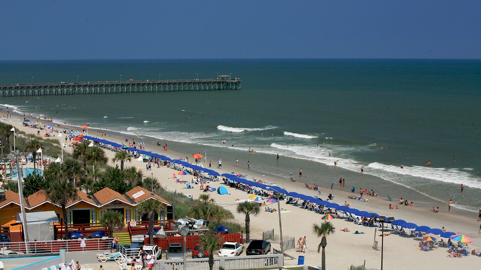 Myrtle Beach Cheap Family Vacations