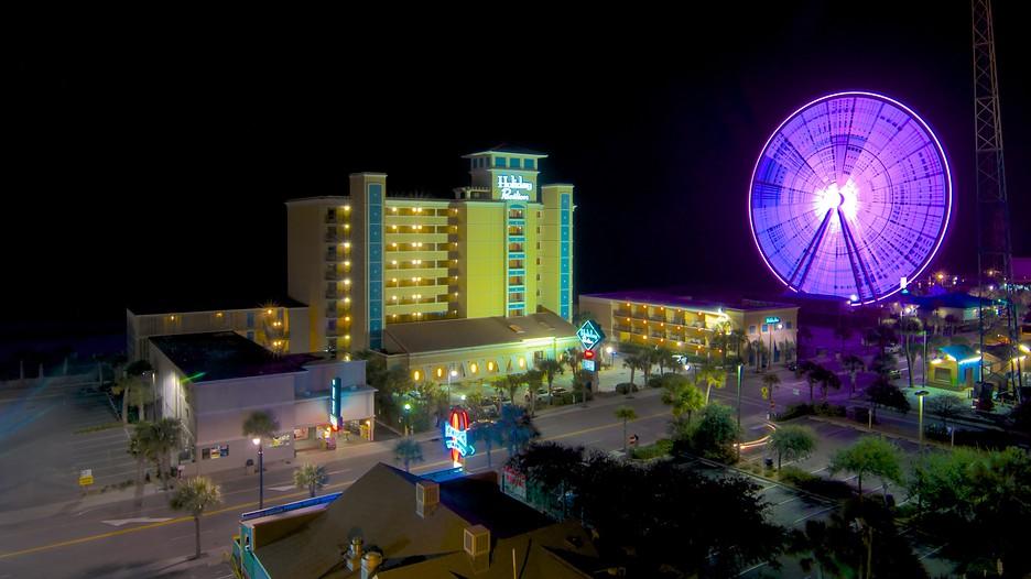 hotels near skywheel myrtle beachd