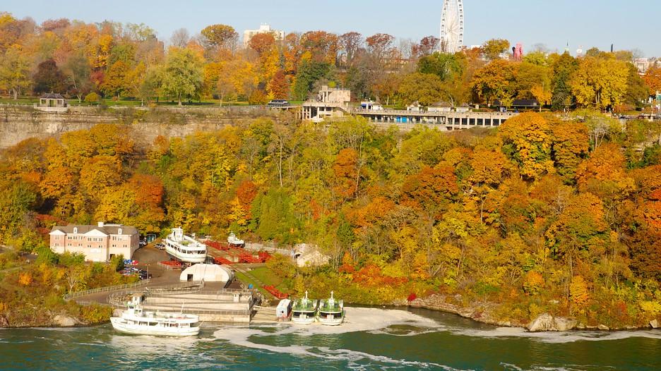 Maid of the Mist - Niagara Falls - Tourism Media
