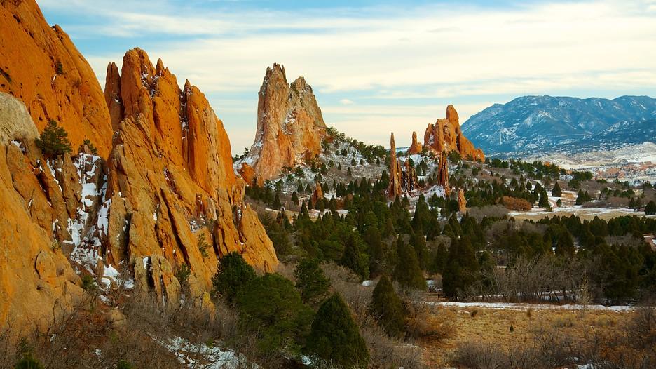 Garden Of The Gods In Colorado Springs Colorado Expedia