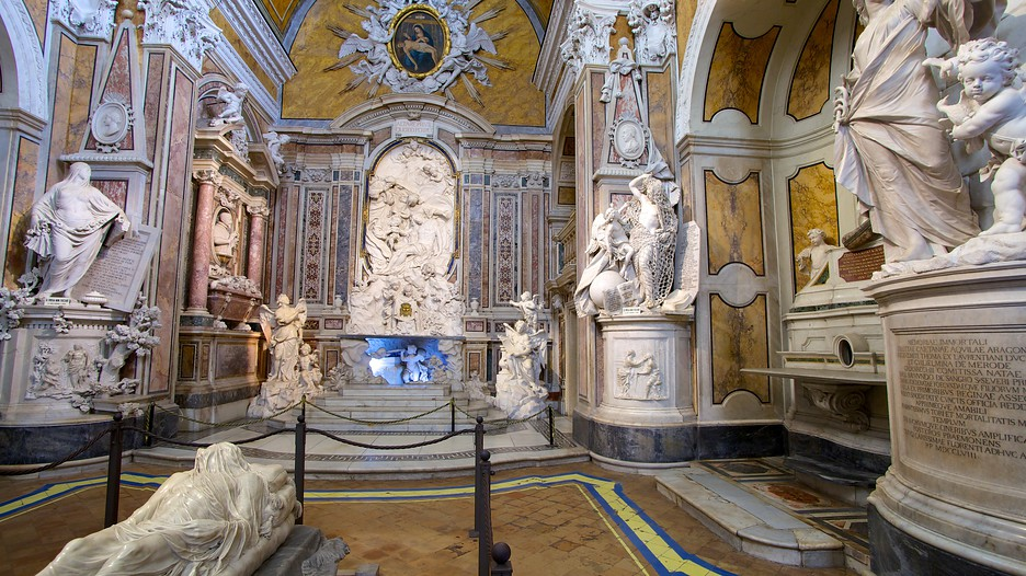Cappella Sansevero - Naples - Tourism Media