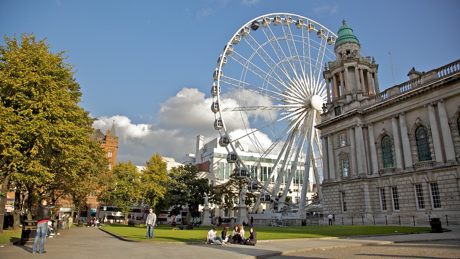 Belfast United Kingdom  city pictures gallery : Belfast United Kingdom Tourism Media