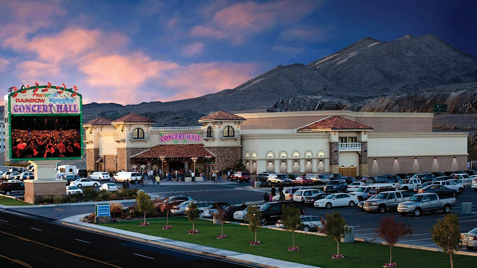 West wendover casino flights