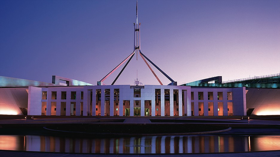Parliament house canberra australian capital tourism for Architecture firms canberra